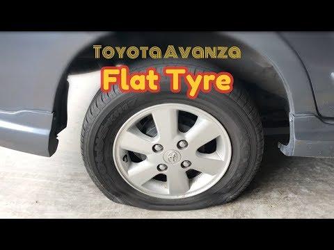 Avanza Spare Tyre & Puncture Repair