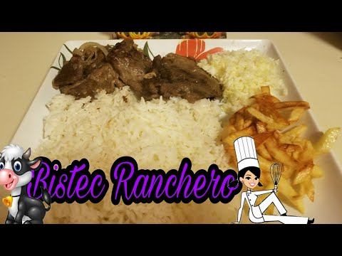 Bistec ranchero