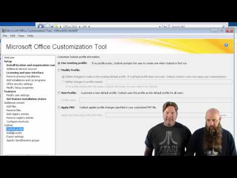 Deploy Office 2013 Using the Office Customization Tool (OCT) and PDQ Deploy