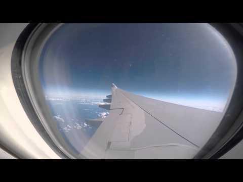 KLM, flight Aruba 14-02-2015 KLM 0765, Airbus 330-300