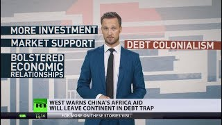 China pledges $60bn to Africa. West is nervous, why?