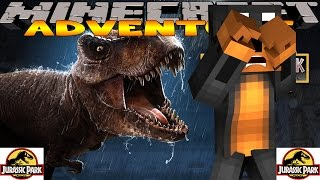 Minecraft - Donut the Dog Adventures - JURASSIC PARK w/LITTLE DONNY!!!!