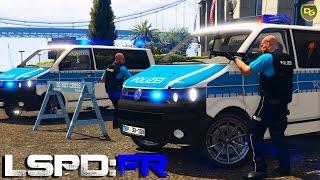 GTA 5 LSPD:FR #181 - Schwerverbrecher jagen! - Daniel Gaming