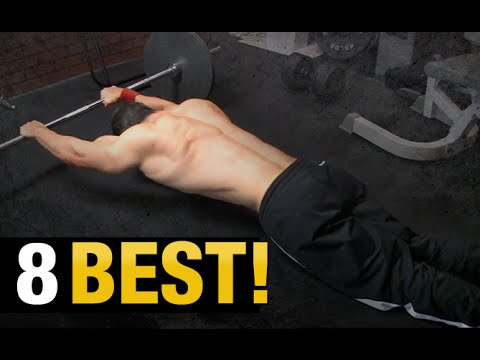 8 Best Barbell Exercises Ever (SURPRISE!)