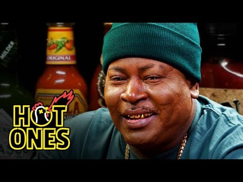 Xxx Mp4 Trick Daddy Prays For Help While Eating Spicy Wings Hot Ones 3gp Sex