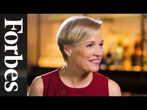 Success In 60 Seconds: Cecile Richards On How To Drive Change | Forbes