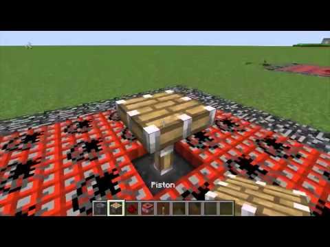 Minecraft How To - TNT Super Jump
