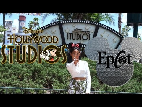 Disney's Hollywood Studios, STAR WARS & Epcot - VLOG