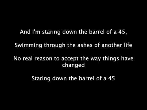 Lyrics | 45 | Shinedown