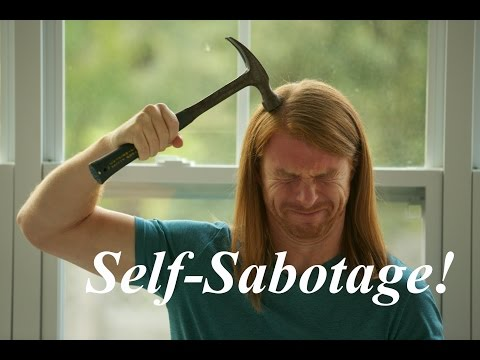 How to Overcome Self Sabotage - With JP Sears