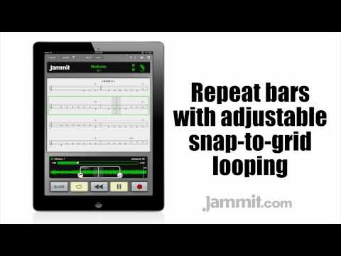 Jammit ipad iphone app AFI Video Medicate