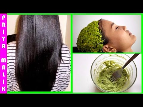 Grow Hair Faster-Reduce Hair Fall, Dandruff, Itchy scalp || Homemade Hair Mask -Dandruff Treatment
