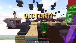 MINECRAFT BEDWARS VICTORY CHALLENGE | Minecraft Adventures