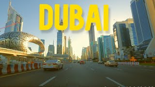 Driving Downtown | Driving in Dubai