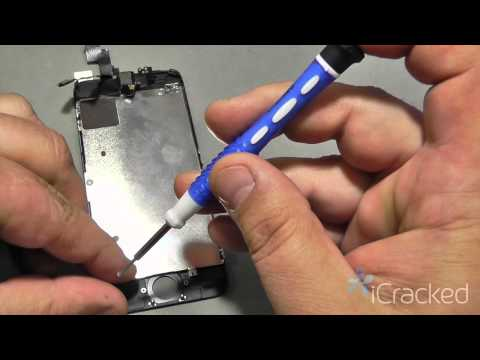 Official iPhone 5c Screen / LCD Replacement Video & Instructions - iCracked.com