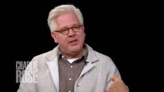 """Trump a Sociopath? Glenn Beck on """"Charlie Rose"""" (Oct 24, 2016)"""