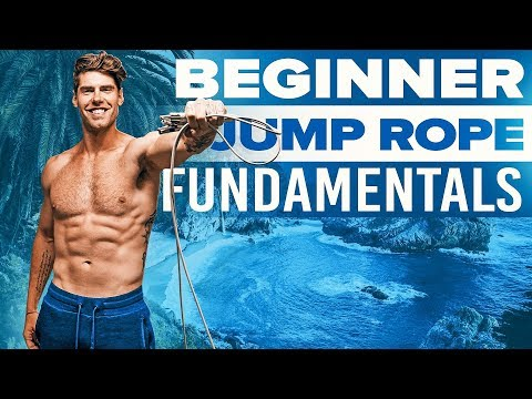 Jump Rope Fundamentals For Beginners