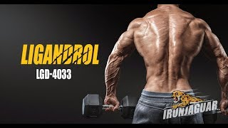 Greg Doucette IFBB PRO LGD-4033 Ligandrol SARM EXPLAINED!!! - PakVim