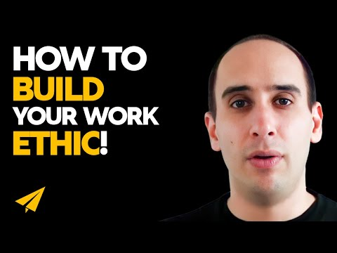 Work Ethic Motivation - How to develop an insane work ethic