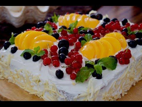EASY MOIST VANILLA CAKE | THE LAZY WAY