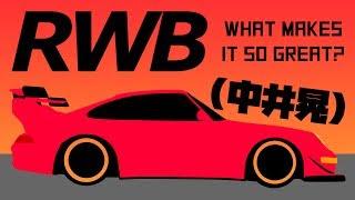 RWB - What Makes it so Great?