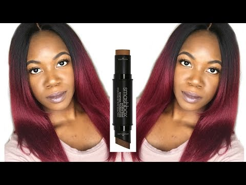 Smashbox Studio Skin Shaping Foundation Stick Review | Mary LeMuse