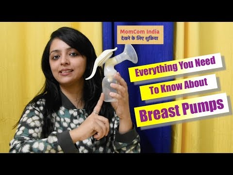 BREAST PUMP || Everything You Need To Know !