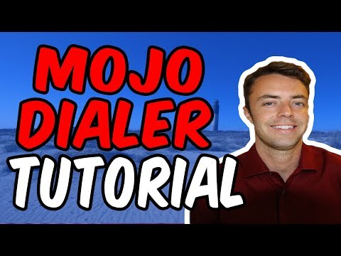 Mojo Real-Estate Dialer Training & Tutorial (WITH DEMO!)