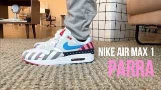 dcfb2148af1265 03 54 · Nike Air Max 1 Parra 2018 Review + On Feet