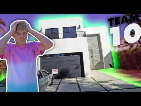 SHOULD I BUY THE OLD TEAM 10 HOUSE?! *HELP*
