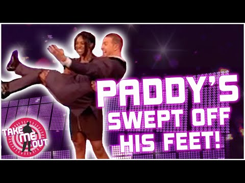 Paddy's Swept Off His Feet!   Take Me Out   Series 8