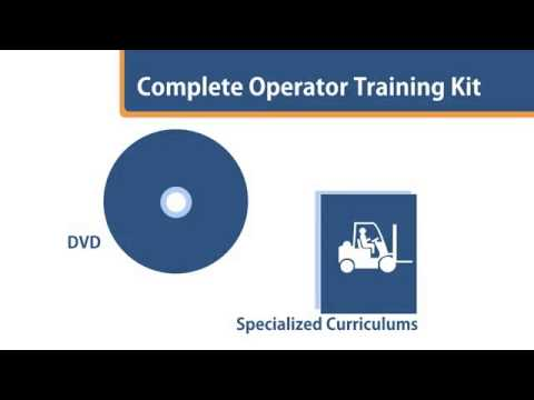 Online Forklift Certification