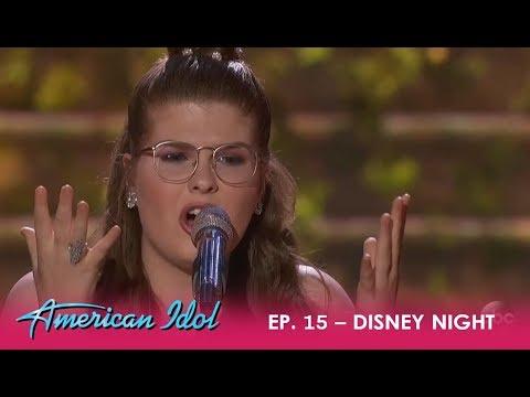 Catie Turner: Takes Disneyland By STORM! | American Idol 2018