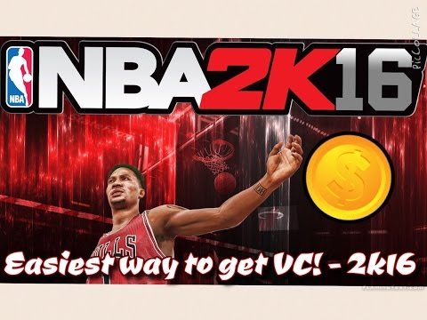 NBA 2k16 FREE Unlimited VC -- How to get Unlimited Ps4 and Xbox One Gift Cards + MORE!!!
