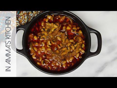 Ghanaian Beans Stew Recipe