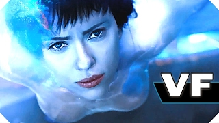 GHOST IN THE SHELL (Scarlett Johansson, 2017) - NOUVELLE Bande Annonce VF / FilmsActu