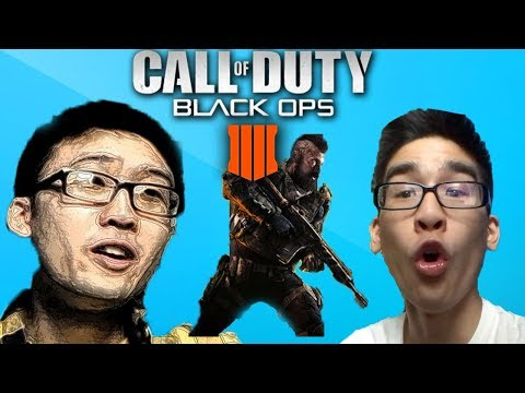 CALL OF DUTY BLACK OPS 4 - MUTIPLAYER, ZOMBIES, BATTLE ROYAL | LIVE REACTIONS