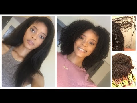 Tips on Transitioning from Relaxed to Natural Hair