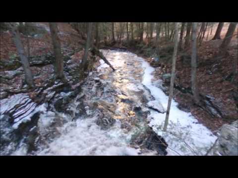 GRAYVILLE FALLS TOWN PARK -  Amston, Connecticut