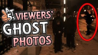 Top 5 Ghost Photos from AT5s Viewers