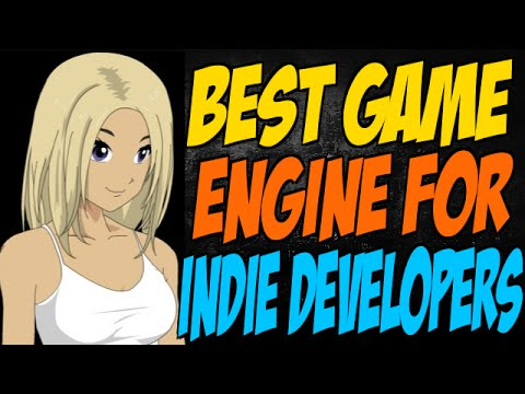 Best Game Engine for Indie Developers