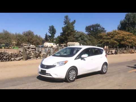 2015 Nissan Versa Note SV Review & Drive