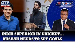 India Superior in Cricket, Misbah Need to Set Goals | G Sports with Waheed Khan 7th November 2019