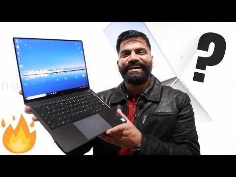 Huawei MateBook X Pro - The Bezel Less Laptop?