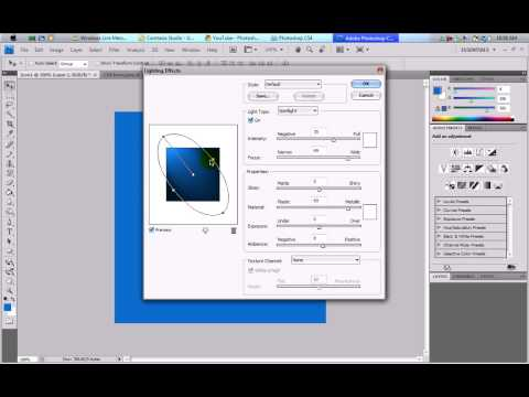 How to make an Adobe Icon With Adobe Photoshop CS4