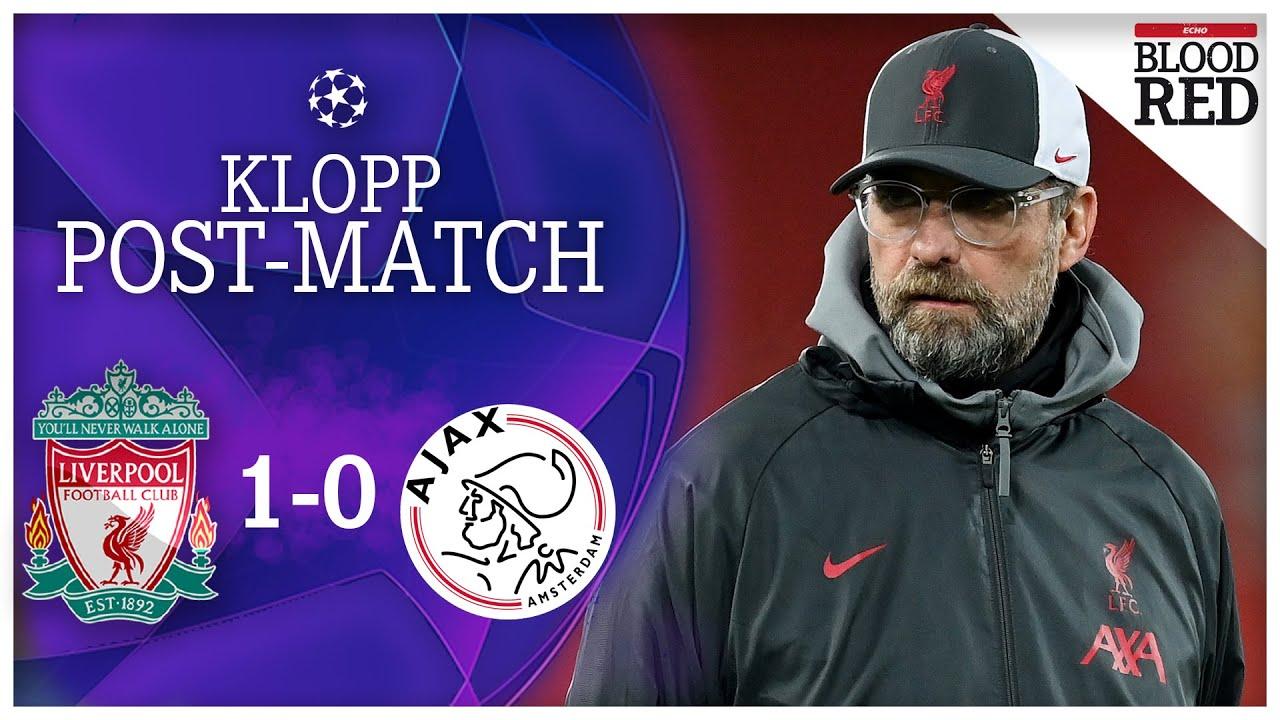 """KELLEHER WAS TOP, TOP, TOP"" | Jurgen Klopp Post-Match Press Conference | Liverpool 1-0 Ajax"