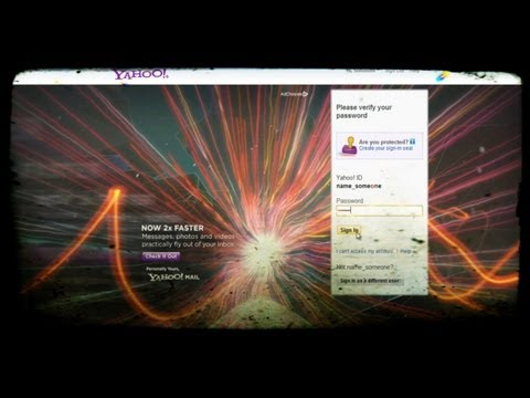 How to Change the Password of Your Yahoo Account