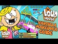 Vanzilla Gets A New Look!? 🚐The Loud House Makeover Guide | #TryThis