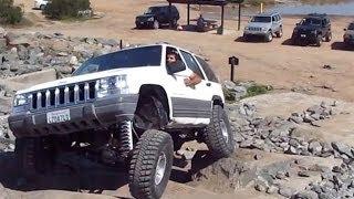 Jeep Grand Cherokee 4x4 Project ZJ Part 10 Doetsch Tech 8000