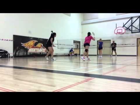 Tha badminton house